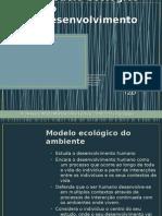 Modelo ecológico do desenvolvimento - Cópia