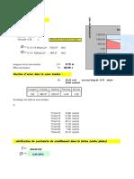 Note de Calcul Sur Le Ferraillage Des Voiles (1)