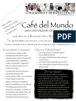 World Cafe Info Page (Spanish)