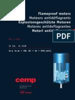 Cemp Atex 63315 Gb