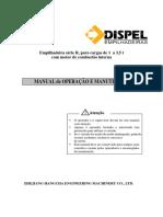 Manual de operação e manutenção_H120