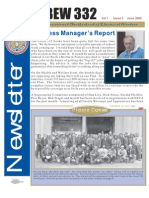 IBEW 332 Newsletter 06.2003