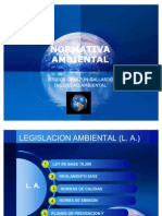 NORMATIVA AMBIENTAL 1