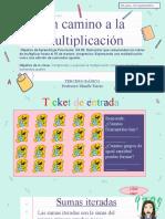 Guia Multiplicacion 3ro Agost- Sept