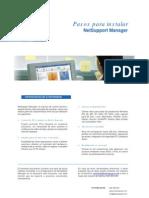 PASOS PARA INSTALAR NETSUPPORT MANAGER