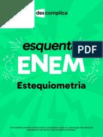 Química - Estequiometria-2019 (1)