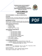 CASO CLINICO 24-PRIMERA PARTE