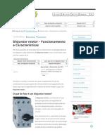 Disjuntor Motor - Funcionamento e Características