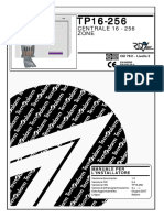 Manuale ITA TP16256 Installatore Ver 10