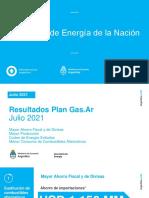 Impacto Plan Gas