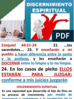 DISCERNIMIENTO ESPIRITUAL 2 DESARRROLLANDO