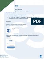 Core3 Tecnologia Escalation List (Link-Suporte 2021 Rev2)
