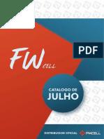 Catalogo FWcell Julho