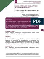 La Globalizacion_Su Imacto en El Estado Nacion y en El Derecho