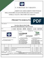10 014 ER 041 -2 STR - Calcolo Strutture - Rettifica San Cataldo