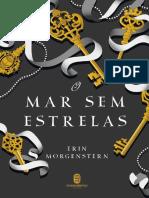 O Mar Sem Estrelas - Erin Morgenstern