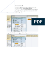 Installing Standard Business Content in BI
