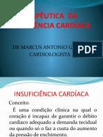 Terapêutica Da Insuficiência Cardíaca