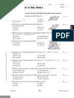 geometry 11 test