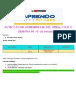 solucion SESION MAYO 9 DPCC 5° SEC (1)