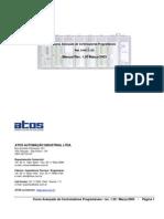 Curso Avancado para programacao de PLC ATOS