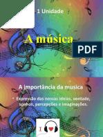 1 Unidade - musica
