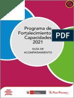 Guía de Acompañamiento - Programa de Fortalecimiento de Capacidades 2021-VF-F