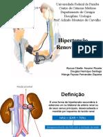 Hipertensão renovascular