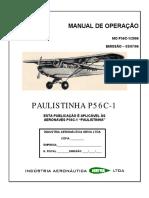 Manual de Operação - Neiva P56C-1 Paulistinha Rev. 00 (03-07-06)