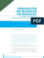Lectura 6. Innovación modelos de negocio