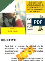 9. RAFUE