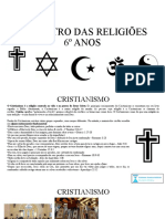 ENCONTRO DAS RELIGIÕES