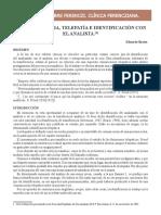 Braier-Transferencia-Telepatia-e-Identificacion-con-el-Analista