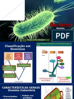 Bactérias 2020 -PDF - 1° Ciclo