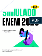 eBook Simulado 2020 DIA2 Completo