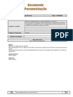 FI0200 - Definir Estrutura de Linha