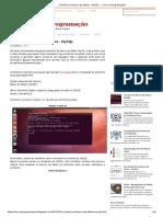 Criando Um Banco de Dados - MySQL _ Linux e Programação