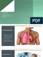 Pneumotórax & Derrame pleural