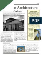 Roman Architecture 1