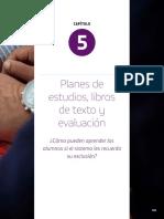 38. Cap 5  Informe UNESCO, 2020 - Planes de estudio, LTG y eval