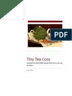 Tiny Tea Cosy