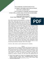 Jurnal Identifikasi Bakteri Anaerob