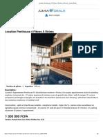 Location Penthouse 4 Pièces à Riviera _ Riviera _ Jumia Deals
