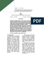 Jurnal Identifikasi Bakteri Patogen