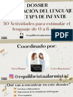 Dossier_estimulación Del Lenguaje en La Etapa de Infantil. (1)