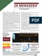 SDCH Newsletter March 2011