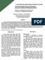 Jurnal Pembuatan Pepton Darl Bungkil Kedelai Dan Khamir