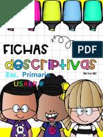 Fichas Descriptivas Primaria Inclu Edu