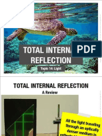 14 Total Internal Reflection