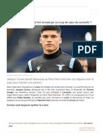 Mercato _ Mercato - PSG _ Un signal fort envoyé par ce coup de cœur de Leonardo _